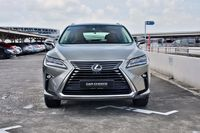 Certified Pre-Owned Lexus RX200t Luxury Sunroof | Car Choice Singapore