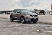 Certified Pre-Owned Nissan Qashqai 2.0 Premium Moonroof | Car Choice Singapore