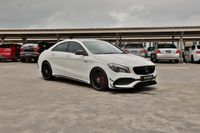 Certified Pre-Owned Mercedes-Benz CLA-Class CLA180 AMG Line | Car Choice Singapore