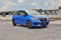 Certified Pre-Owned Honda Fit 1.3 G F-Package | Car Choice Singapore