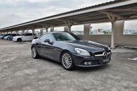 Certified Pre-Owned Mercedes-Benz SLK-Class SLK200 | Car Choice Singapore