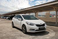 Certified Pre-Owned Kia Cerato K3 1.6A EX | Car Choice Singapore