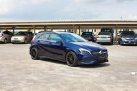 Certified Pre-Owned Mercedes-Benz A180d AMG | Car Choice Singapore