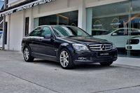Certified Pre-Owned Mercedes-Benz C200K | Car Choice Singapore