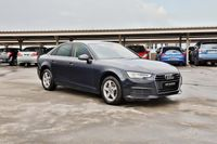 Certified Pre-Owned Audi A4 1.4A TFSI S-tronic   Car Choice Singapore