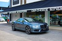 Certified Pre-Owned Bentley Continental GT V8   Car Choice Singapore