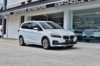 Certified Pre-Owned BMW 216i Gran Tourer Luxury   Car Choice Singapore