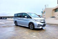 Certified Pre-Owned Honda Stepwagon 1.5A Spada   Car Choice Singapore