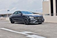 Certified Pre-Owned Mercedes-Benz E250 AMG Line | Car Choice Singapore