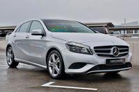 Mercedes-Benz A200 Sunroof