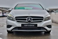 Certified Pre-Owned Mercedes-Benz A200 Sunroof | Car Choice Singapore