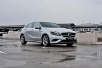Certified Pre-Owned Mercedes-Benz A200 Sunroof   Car Choice Singapore
