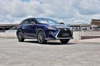 Certified Pre-Owned Lexus RX200T F Sport | Car Choice Singapore