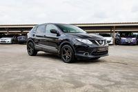 Certified Pre-Owned Nissan Qashqai 2.0A Premium Moonroof | Car Choice Singapore
