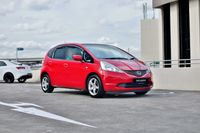 Certified Pre-Owned Honda Fit 1.3 G | Car Choice Singapore