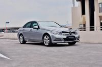 Certified Pre-Owned Mercedes-Benz C180K | Car Choice Singapore