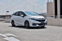 Certified Pre-Owned Honda Shuttle 1.5 G | Car Choice Singapore