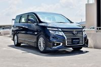 Certified Pre-Owned Nissan Elgrand 2.5 Highway Star | Car Choice Singapore