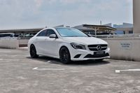 Certified Pre-Owned Mercedes-Benz CLA180   Car Choice Singapore