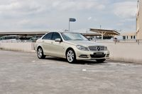 Certified Pre-Owned Mercedes-Benz C-Class C200 | Car Choice Singapore