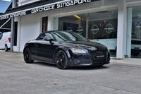 Certified Pre-Owned Audi TT Roadster 2.0   Car Choice Singapore