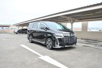 Certified Pre-Owned Toyota Alphard 2.5A SC Moonroof | Car Choice Singapore
