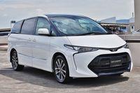 Toyota Estima 2.4 Aeras Premium Moonroof 8-Seater