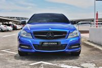 Certified Pre-Owned Mercedes-Benz C250 Coupe | Car Choice Singapore
