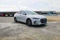 Certified Pre-Owned Hyundai Elantra 1.6A GLS S   Car Choice Singapore