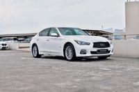 Certified Pre-Owned Infiniti Q50 2.0T Premium | Car Choice Singapore