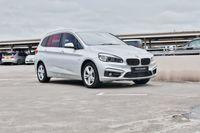 Certified Pre-Owned BMW 216d Gran Tourer | Car Choice Singapore