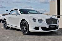 Bentley Continental GT Convertible 6.0
