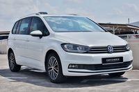 Volkswagen Touran Diesel 1.6 Comfort