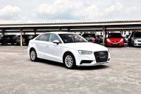 Certified Pre-Owned Audi A3 Sedan 1.4A TFSI S-tronic Attraction | Car Choice Singapore