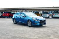 Certified Pre-Owned Mazda 3 1.5A Sunroof | Car Choice Singapore