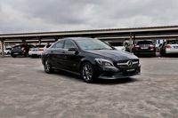 Certified Pre-Owned Mercedes-Benz CLA-Class CLA200 Urban | Car Choice Singapore