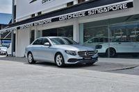 Certified Pre-Owned Mercedes-Benz E200d SE Premium | Car Choice Singapore