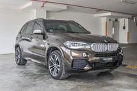 BMW M Series X5 M50d