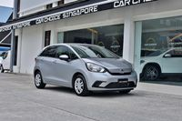 Certified Pre-Owned Honda Fit 1.3A | Car Choice Singapore