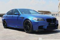 BMW M5 Sunroof